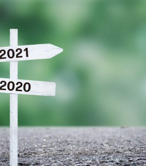 今年一年を振り返って 2020.12.31